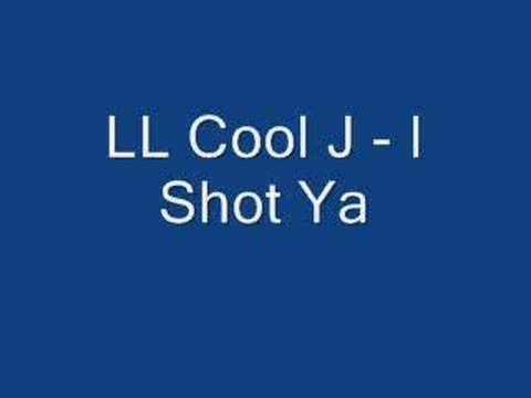 LL Cool J - I Shot Ya