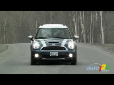 2008 Mini Cooper S Clubman Review by Auto123.com