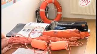 Обучение спасению: как идет отбор спасателей?