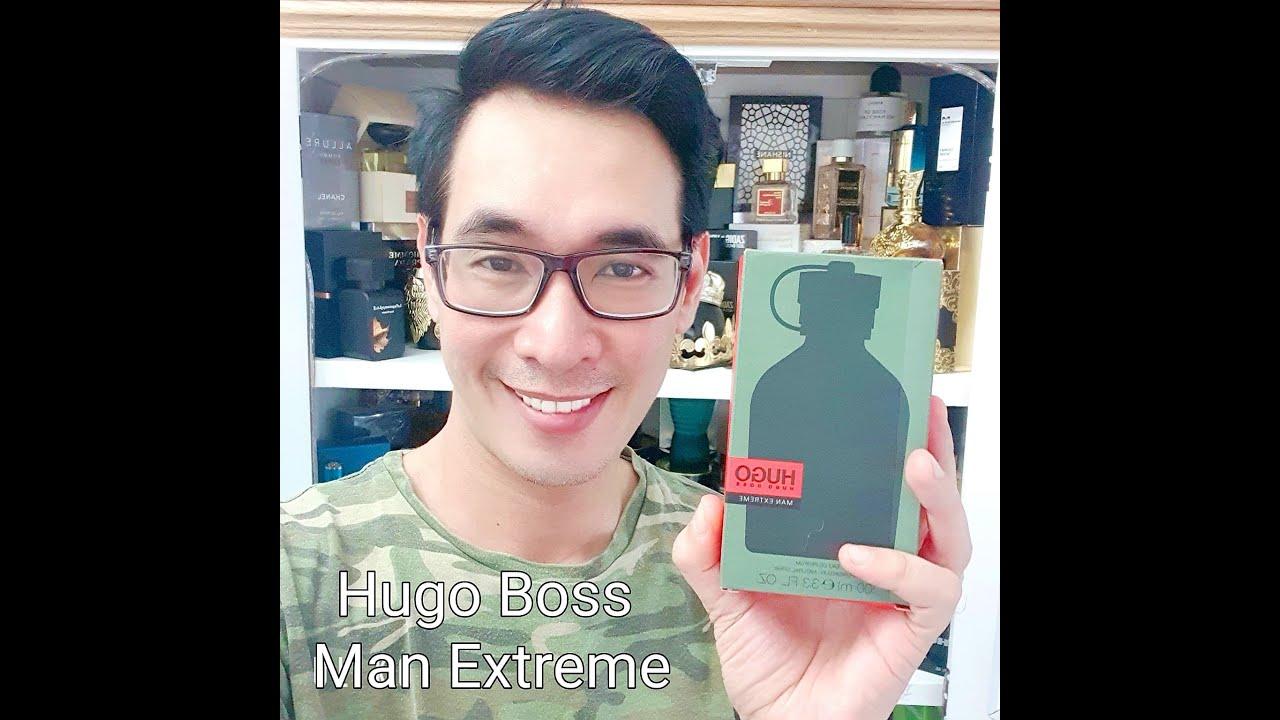 Download (Review Nước Hoa) Hugo Boss   Man Extreme EDP - Trái táo xanh mát của Đức