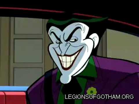 Batman: Brave & The Bold Cartoon Batman team up with Joker
