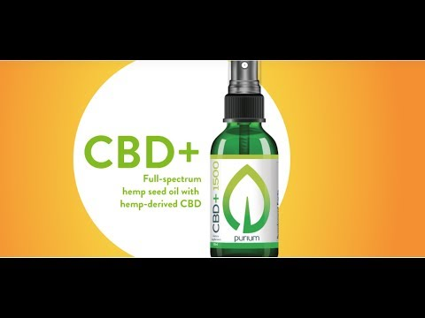 CBD oil for PAIN, Inflammation & mood elevation.