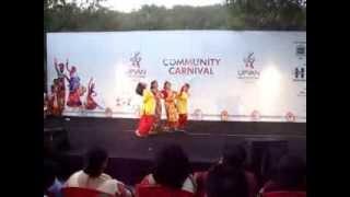 Upvan Art Festival, Navodaya Sangh 4 - Lal Paharir Deshe Ja, Ranga Matir Deshe ja