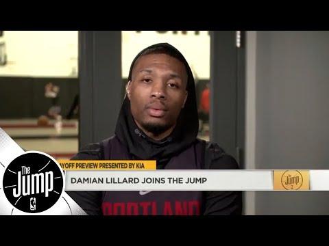 Damian Lillard: 'I should be first-team All-NBA' | The Jump | ESPN