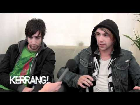 Kerrang! Reading Festival Podcast: All Time Low
