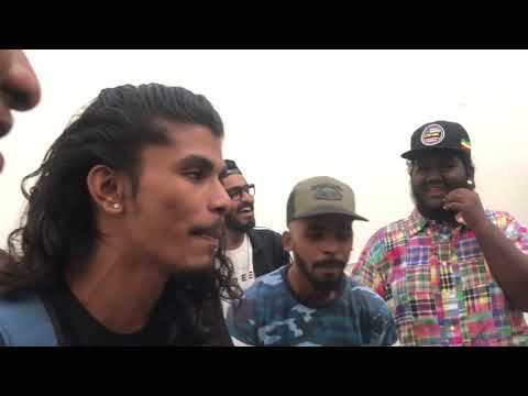 Indian under ground Rappers and Beatboxer FRESS STYLE ..