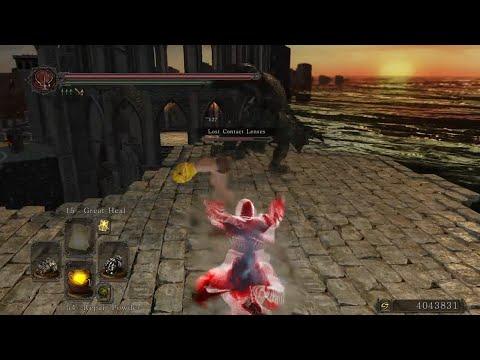 Dark Souls 2 - Lost Contact Lenses