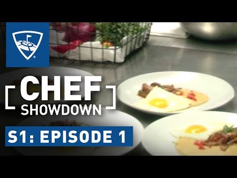 Chef Showdown | Season 1: Episode 1 | Topgolf