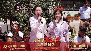 [壮丽70年 奋斗新时代]歌曲《花儿与少年》 演唱:陈燕妮| CCTV综艺