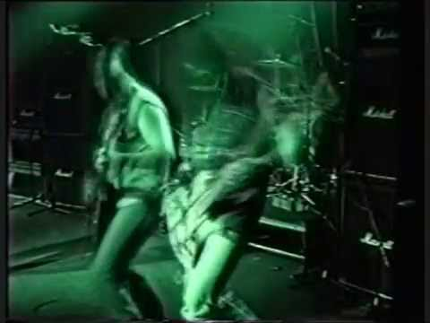 TROUBLE , LIVE PERFORMANCE , 1996