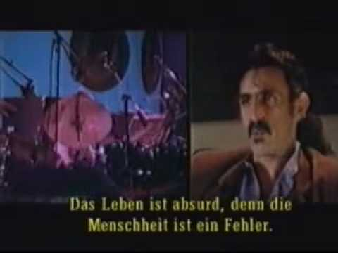 Frank Zappa on Mankind