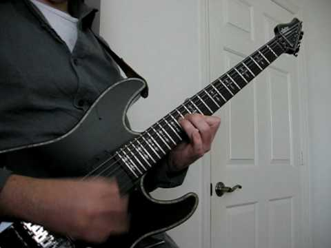 flirting with disaster guitar lesson solo lyrics english youtube