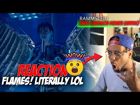 Rammstein - Engel (Live from Madison Square Garden) || Reaction