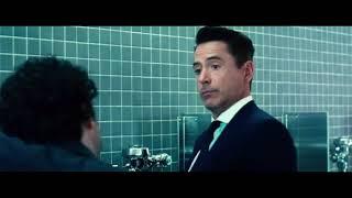 """Момент из фильма """"Судья"""" Разговор в туалете"""