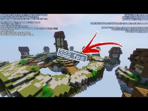SkyWars: SHADERS REALISTA PARA PC RUIM + 300 FPS - SkyMinigames
