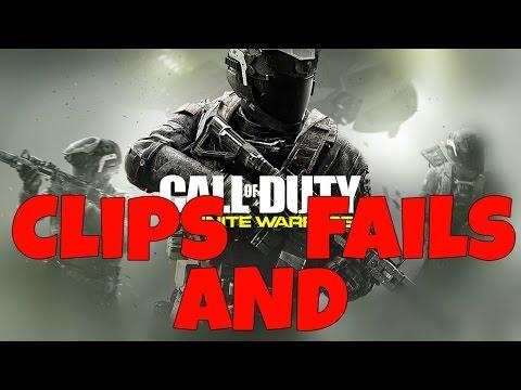 Infinite Warfare Clips & Fails (Trickshots and Feeds)