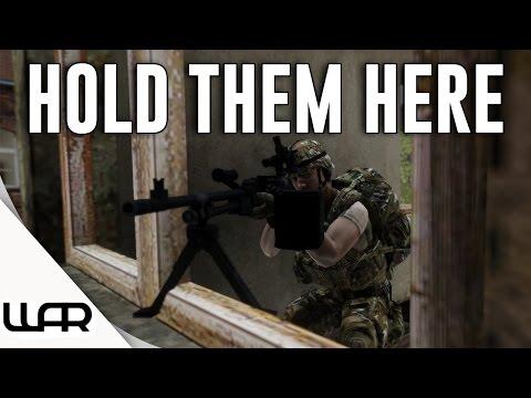 🛑 HOLD THEM HERE - Second Falklands War - Alternate History - Arma 3 - Episode 18