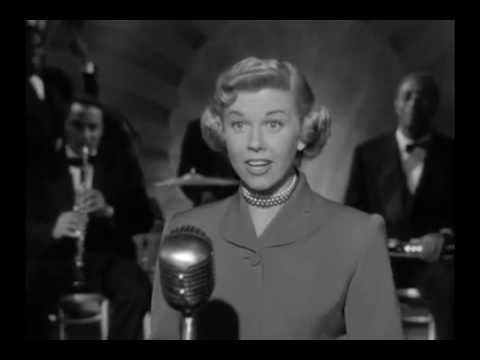 "Doris Day - ""I May Be Wrong (But I Think Your Wonderful)"" from Young Man With A Horn (1950)"
