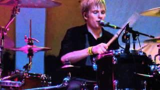 Patrick Stump Drum solo - Austin 8-27-11.MP4