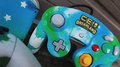 CEO Dreamland 2020 - Custom Joycons - Custom Switch Pro Controllers - Controller Chaos
