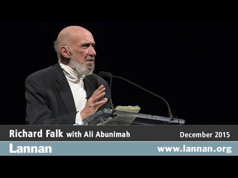 Richard Falk, Talk, 2 December 2015