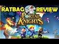 Portal Knights Review PC XB1 PS4 - NEW SANDBOX GAME