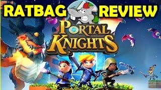Portal Knights Review PC XB1 PS4 – NEW SANDBOX GAME