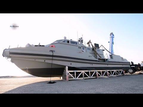 US Navy Coastal Command Patrol Boat (CCB)