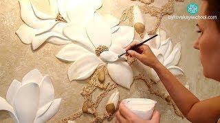 як зробити барельєф своїми руками майстер клас