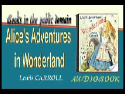 Alice's Adventures in Wonderland Audiobook Lewis CARROLL