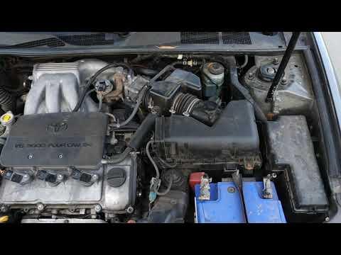 Работа двигателя Камри
