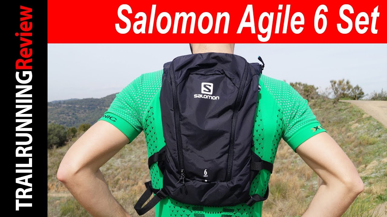 03acc1f01d Salomon Agile 6 Set Review - YouTube