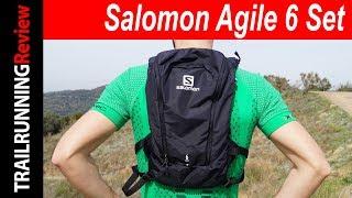Salomon Agile 6 Set Review