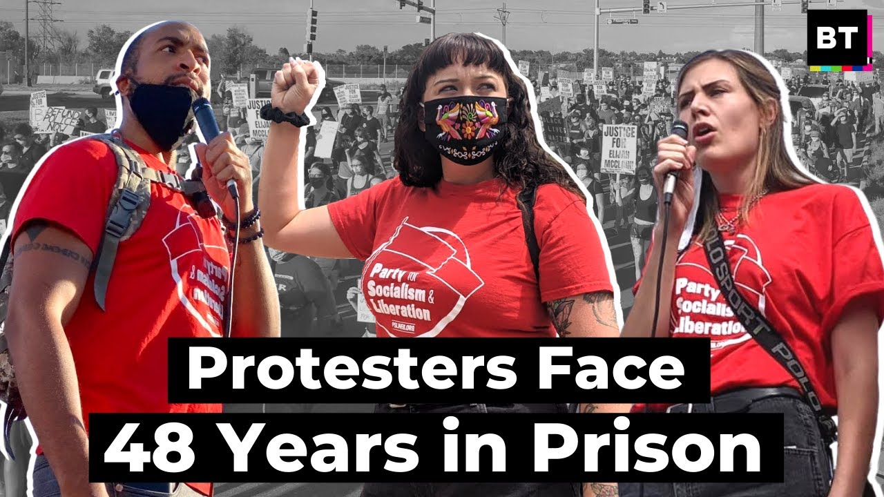 EXCLUSIVE Interview: Denver Organizers Facing 48 Years in Prison
