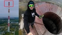 BNT 327 Proste jak komin (230 metrów)