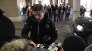 Tim Krul Arriving Before Newcastle 0-3 Sunderland 1st Feb 2014
