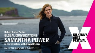 Samantha Power in conversation with Olivia O'Leary