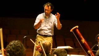 Berlioz - Fantastique V - Rehearsal