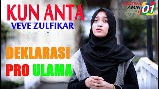 KUN ANTA, Veve Zulfikar Deklarasi Pro Ulama 01