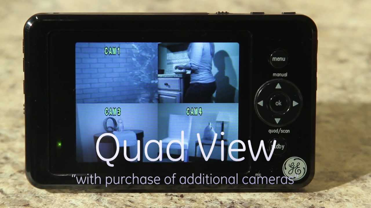 e2397f815652a 45255 GE Digital Home Monitoring System - YouTube