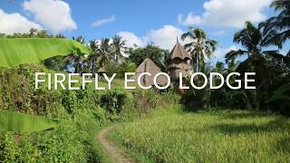 Gambar cover Amazing Airbnb treehouse stay in Ubud, Bali: Bamboo nests at Firefly eco lodge