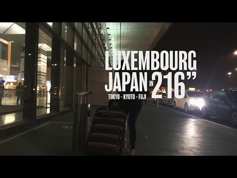 Luxembourg - Japan -  2018