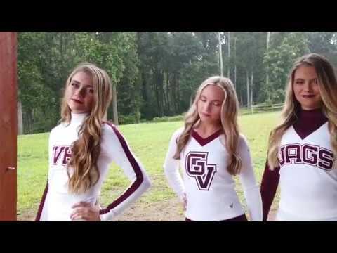 Varsity Reveal   Garnet Valley High School Cheer