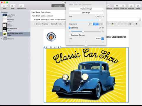 Direct Mail 5.0 Screencast