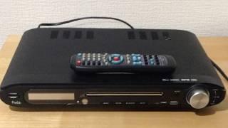 Prebis 5.1ch DVD サラウンドシステム DHT-A92 ジャンク扱い