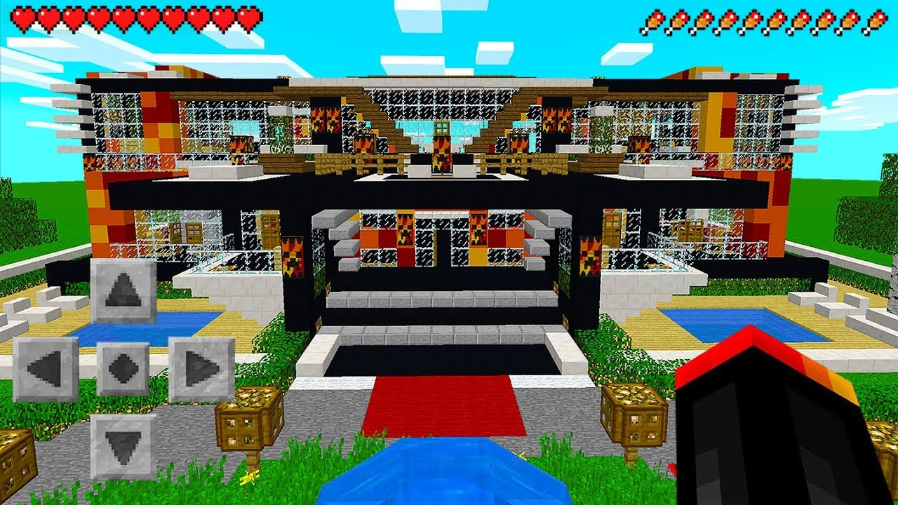 How To Build The Perfect House In Minecraft Youtube