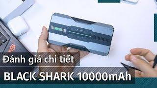 Combo chơi PUBG Mobile như Pro mà giá rẻ, sạc dự phòng Black Shark  quá ngầu