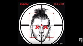 Eminem - KILLSHOT [ MGK Diss] (Lyrics)