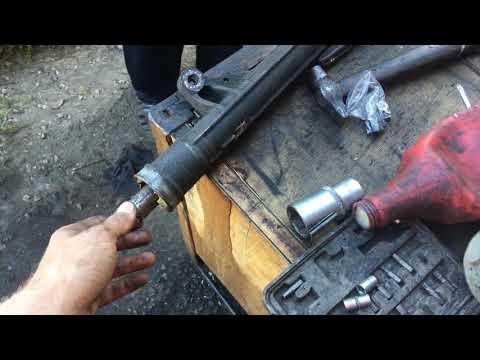 Ремонт замена рулевая рейка Рено Меган 2