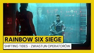 Rainbow Six Siege: Operacja Shifting Tides - Zwiastun Wamai i Kali